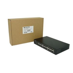 Thiết Bị Mạng Switch Volktek 24 Port NSH-3424