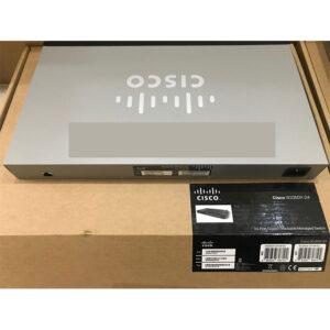 Managed Gigabit Switch Cisco 24 port SG350X-24-K9