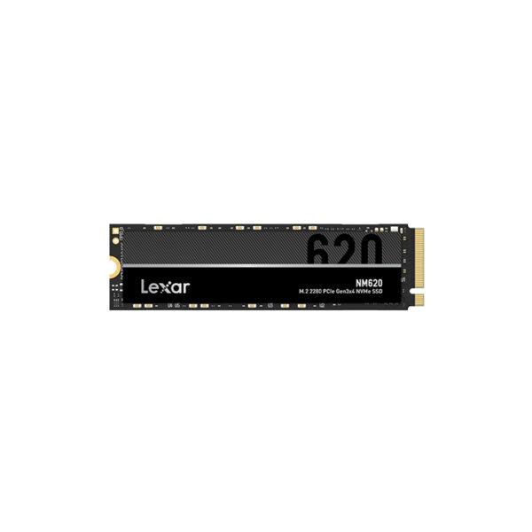 Ổ cứng SSD Lexar NM620 M.2 2280 PCIe NVMe Gen3 x4 512GB LNM620X512G-RNNNG