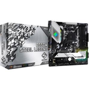 Mainboard ASROCK B550M Steel Legend (AMD)