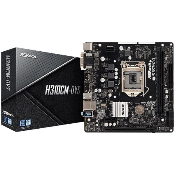 Mainboard ASROCK H310CM-DVS (Intel)