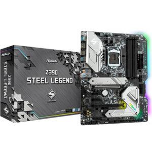 Z390 Steel Legend