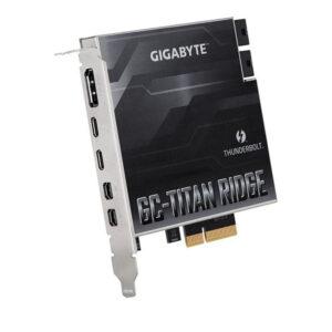 HUB PCLe mở rộng cổng cắm Gigabyte TITAN RIDGE