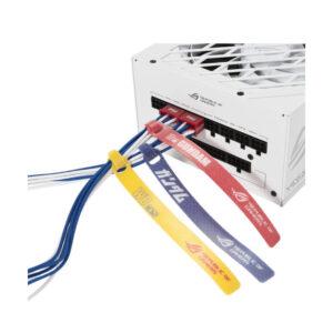 Nguồn máy tính Asus ROG Strix 850W GUNDAM Edition