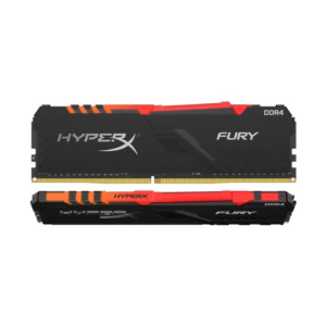 Ram Kingston HyperX Fury RGB 8GB DDR4 3200MHz HX432C16FB3A/8