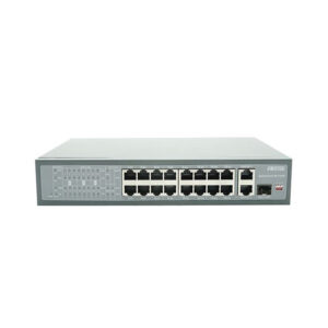 Thiết bị mạng Switch POE APTEK 16 Port SF1163P