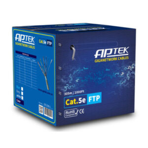 Cáp mạng APTEK  CAT.5e FTP 305m 530-2106-1