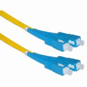 Dây nhảy quang DINTEK Single-mode duplex SC-SC 3m