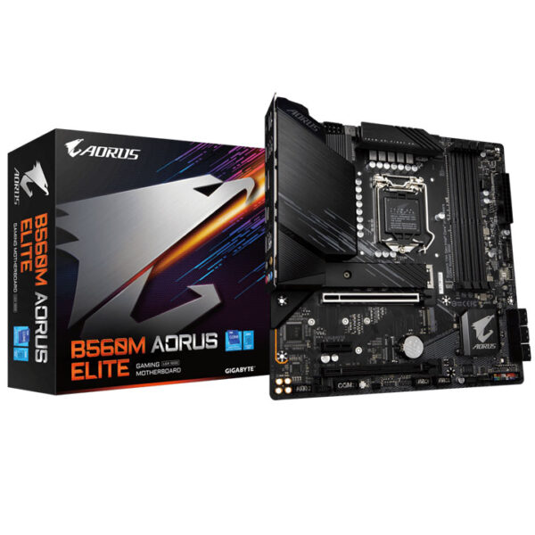 Mainboard Gigabyte B560M AORUS ELITE (Intel)