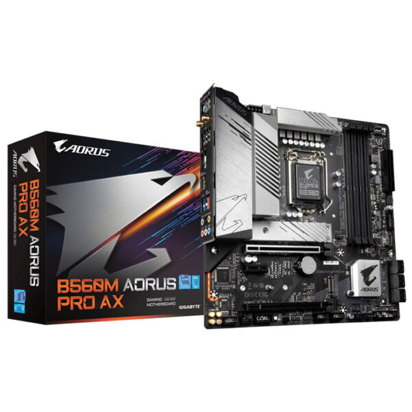 Mainboard Gigabyte B560M AORUS PRO AX (Intel)