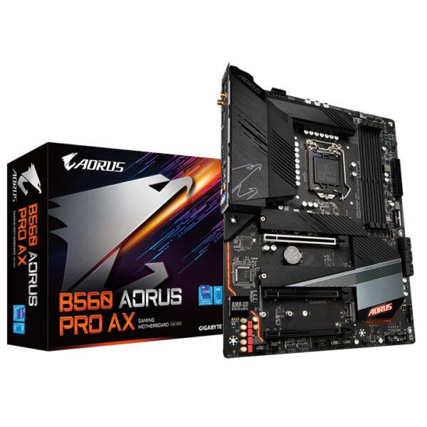 Mainboard Gigabyte B560 AORUS PRO AX (Intel)