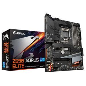 Mainboard Gigabyte Z590 AORUS ELITE (Intel)