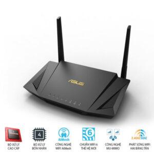 Gaming Router ASUS AX1800 Dual Band WiFi 6 RT-AX56U