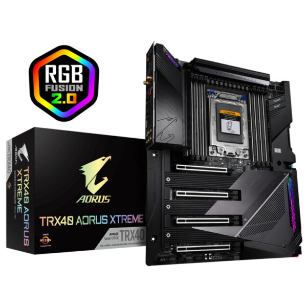 Mainboard Gigabyte TRX40 AORUS XTREME (AMD)