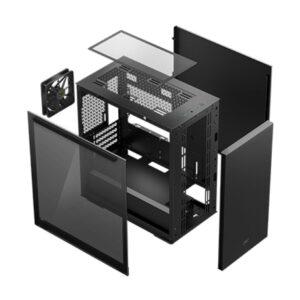 Vỏ case Deepcool Macube 110 BK