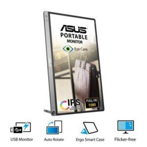 Màn hình mở rộng Asus MB169BR+ 15.6 IPS FHD 60Hz