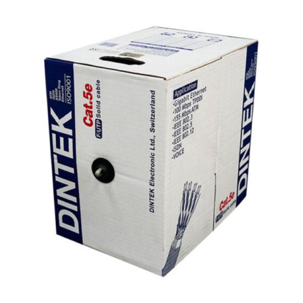 Cáp mạng DINTEK CAT5E FTP 305M 1103-03003