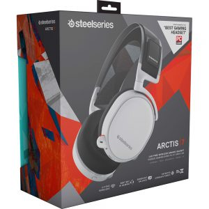 Tai Nghe Steelseries Arctis 7 White 2019 Edition (61508)