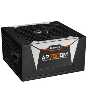 Nguồn máy tính Gigabyte AORUS GP-AP750GM – 750W – 80 Plus Gold – Full Modular