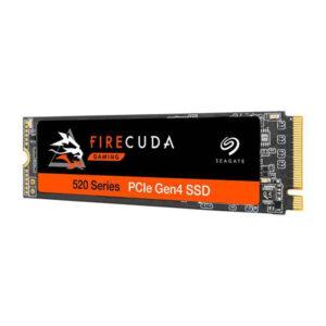 Ổ cứng SSD Seagate Firecuda 520 2TB M2-2280 NVMe PCIe Gen4 ZP2000GM3A002 (EOL)