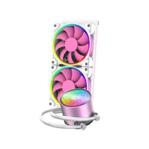 Tản nhiệt nước CPU ID-COOLING PINKFLOW 240 DIAMOND
