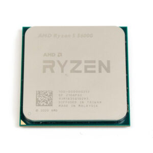 CPU AMD Ryzen 5 5600G (3.9 GHz up to 4.4 GHz, 19MB) - AM4