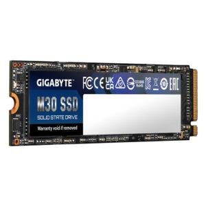 Ổ Cứng SSD Gigabyte 512GB M.2 2280 PCIe NVMe Gen3 x4 GP-GM30512G-G