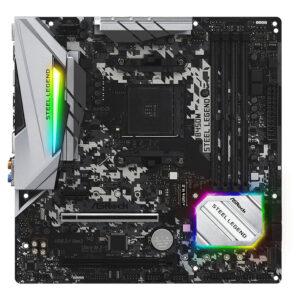 Mainboard ASRock B450M Steel Legend (AMD)