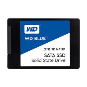 """Ổ cứng SSD WD Blue 2TB 2.5"""" SATA 3 WDS200T2B0A"""