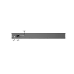 Gigabit Switch Aruba 2930F 48 Ports PoE+ 740W 4 SFP Uplink JL557A