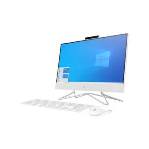 """PC HP All In One 22-df1019d (4B6D7PA) (i5-1135G7, 4GB RAM, 512GB SSD, 21.5"""" FHD Touch, nonDVDRW, chuột và bàn phím, cáp, Win10)"""