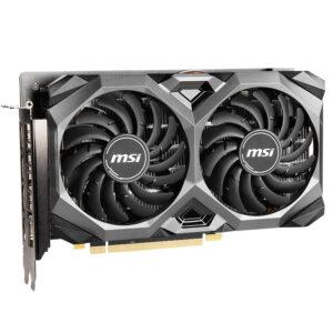 Card màn hình MSI Radeon RX 5500 XT MECH 4G OC