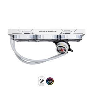 Tản nhiệt nước CPU ASUS ROG STRIX LC 360 RGB GUNDAM