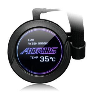Tản nhiệt nước CPU Gigabyte AORUS WATERFORCE X 240