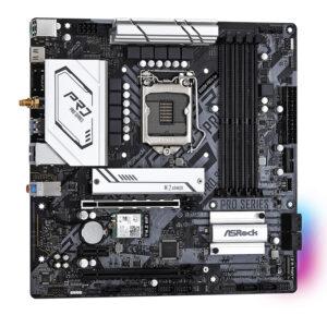 Mainboard ASROCK B560M Pro4/ac (Intel)
