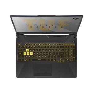 Laptop Asus TUF GAMING FX506LI-HN096T i7-10870H/8GB/512GB SSD/15.6FHD/Win10