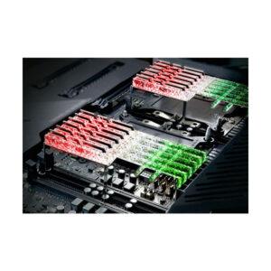 KIT Ram G.SKILL Trident Z Royal RGB DDR4 32GB (16GB x 2) 3000MHz F4-3000C16D-32GTRS