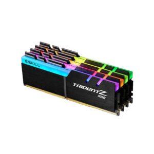 KIT Ram G.SKILL Trident Z RGB DDR4 32GB (16GB x 2) 3600MHz F4-3600C18D-32GTZR