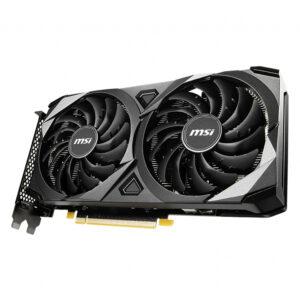 Card màn hình MSI GeForce RTX 3060 Ventus 2X 12G OC