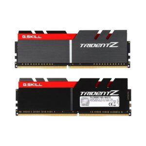 KIT Ram G.SKILL Trident Z DDR4 32GB (16GB x 2) 3200MHz F4-3200C16D-32GTZ
