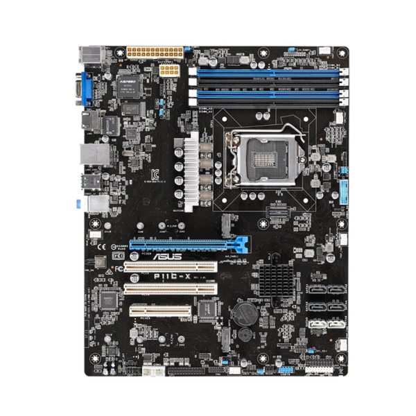 Mainboard Asus C242 MB-SER-ASUS P11C-X/AUDIO (Intel)