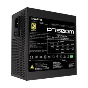 Nguồn máy tính Gigabyte GP-P750GM – 750W – 80 Plus Gold