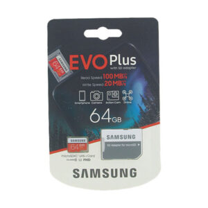Thẻ nhớ MicroSD SamSung EVO Plus 64GB MB-MC64HA/APC