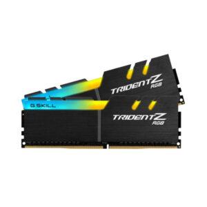 KIT Ram G.SKILL Trident Z RGB DDR4 64GB (32GB x 2) 3600MHz F4-3600C18D-64GTZR