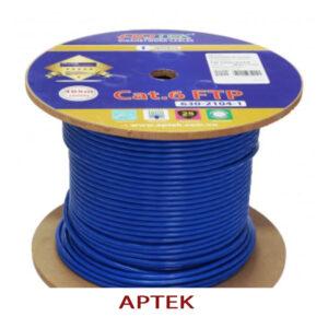 Cáp mạng APTEK CAT.6 FTP 305m 630-2104-1