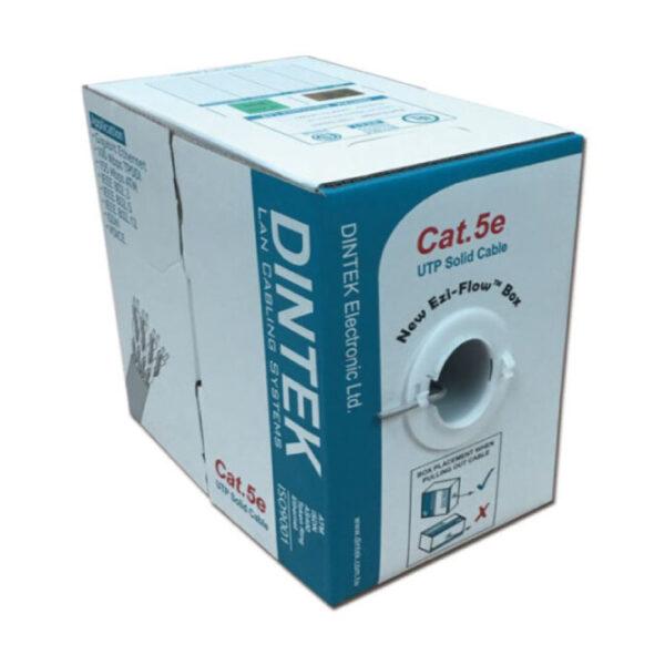 Cáp mạng DINTEK CAT.5e UTP 305m 1101-03003