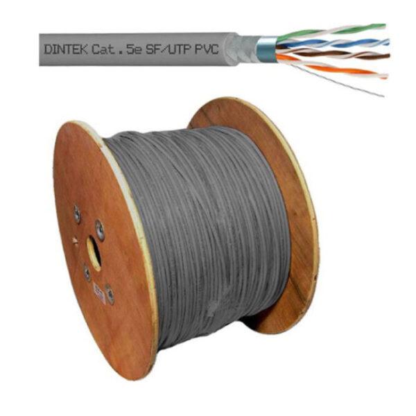 Cáp mạng DINTEK 5E S/FTP 305m 1105-03001