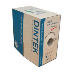 Cáp mạng DINTEK CAT.6 S-FTP 305m 1107-04001CH