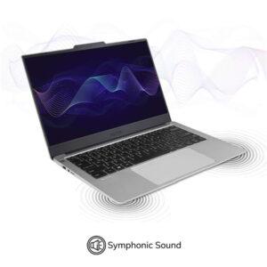 Laptop Avita LIBER V14 (NS14A8VNF561-SGB) ( Intel Core i5-10210U, 8GB DDR4, 512GB SSD, Windows 10 Home 64-bit, 1.3kg, 14'' FHD, Space Grey)