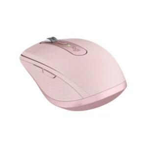 Chuột không dây Bluetooth Logitech MX Anywhere 3 Hồng